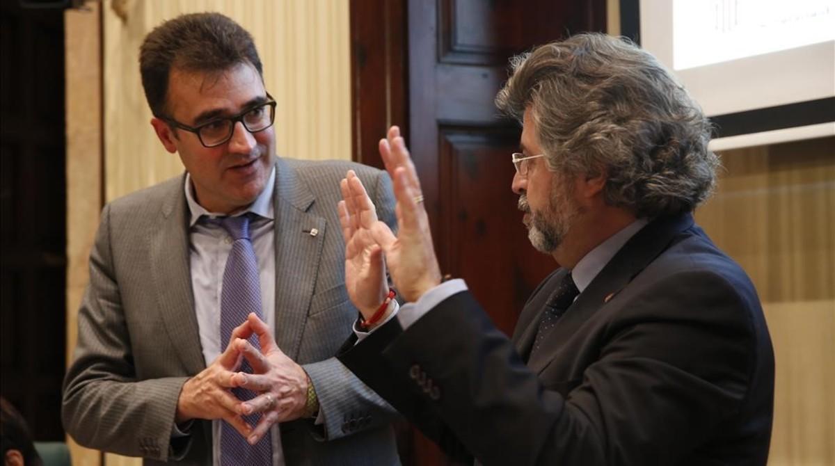 El Govern acusa a Madrid de 'dumping' con los impuestos