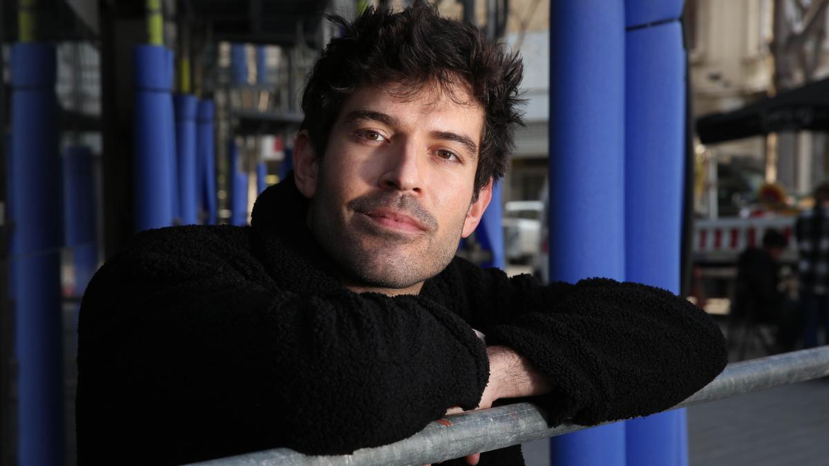 El escritor Pablo Herrán de Viu.