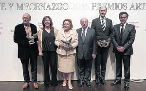 La Fundació Sorigué y Antoni Miralda, premios Arte y Mecenazgo