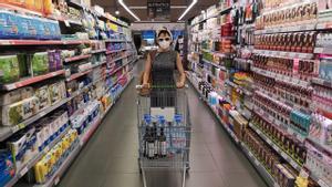 Perdido en el supermercado