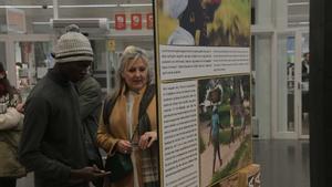 Una exposició mostra la cooperació amb el Senegal que s'impulsa des de Rubí