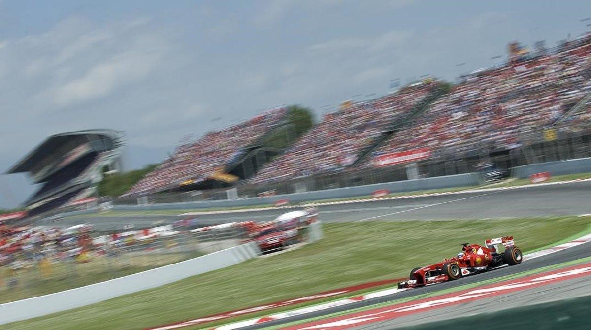 El Circuit de Catalunya albergará el GP de F-1 en mitad de agosto.