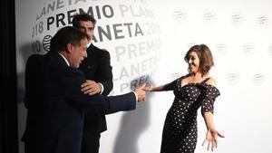 El Govern planta el Premi Planeta per primera vegada en la història