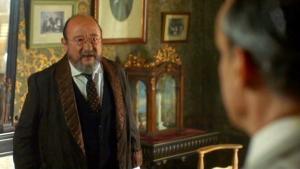 El marqués deLloberola(PepCruz), en 'Vida privada' (TV-3).