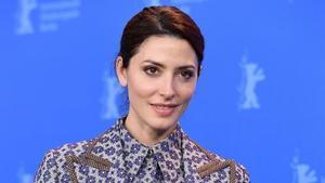 Barbara Lennie, el pasado martes en la Berlinale, en el estreno de 'La enfermedad del domingo'