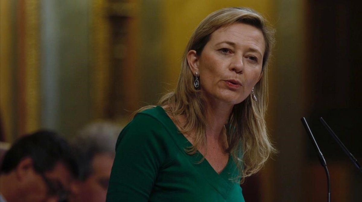 Victoria Rosell: «A les migrants el sostre de vidre se'ls cau a sobre»