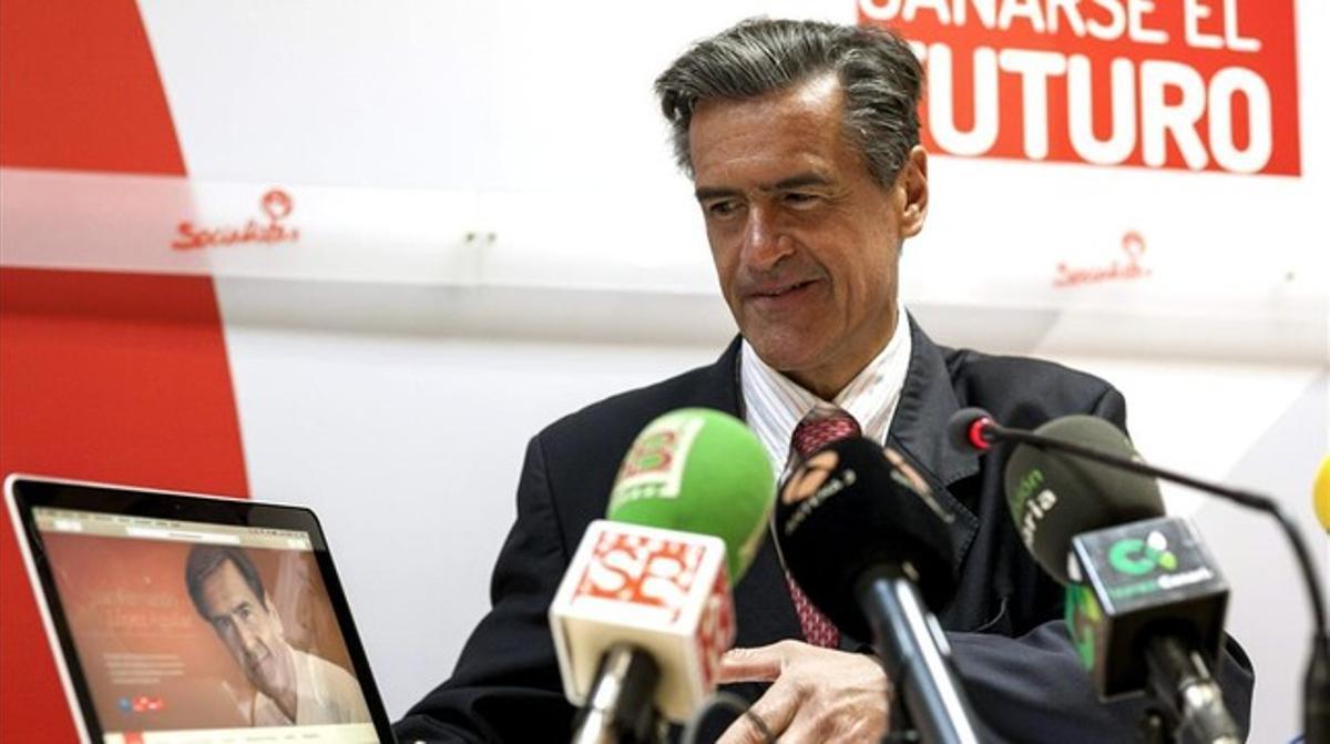 El eurodiputado Juan Fernando López Aguilar, en una imagen de archivo.