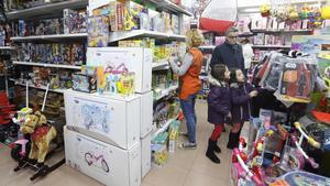 La joguina espanyola espera tancar l'any amb una alça del 5%