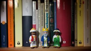 Reyes Magos y libros