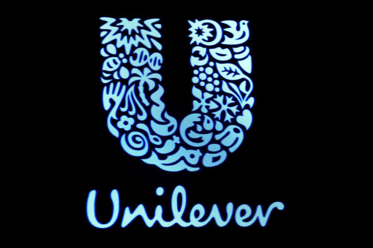 El logo de Unilever, en un imagen de archivo.
