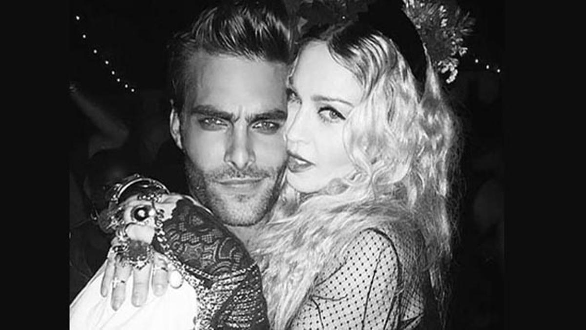 Los Javis entran en la lista de 'amigos españoles' de Madonna