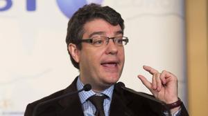 Álvaro Nadal,ministro de Energía, Turismo y Agenda Digital