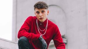 El rapero de Granada Prok (Adrián), la mitad de Ayax y Prok