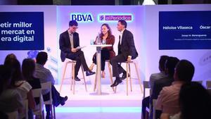 El Periódico i el BBVA organitzen un debat sobre la competència a l'era digital