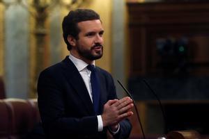 Ofensiva del PP perquè Sánchez, Calvo, Calviño i quatre ministres més compareguin el gener al Congrés