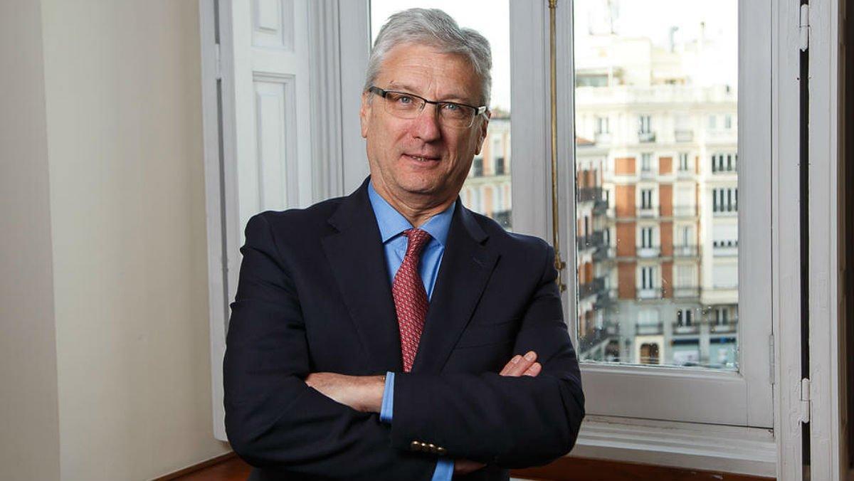 El presidente de la Sala Tercera del Tribunal Supremo, Luis María Díez-Picazo.