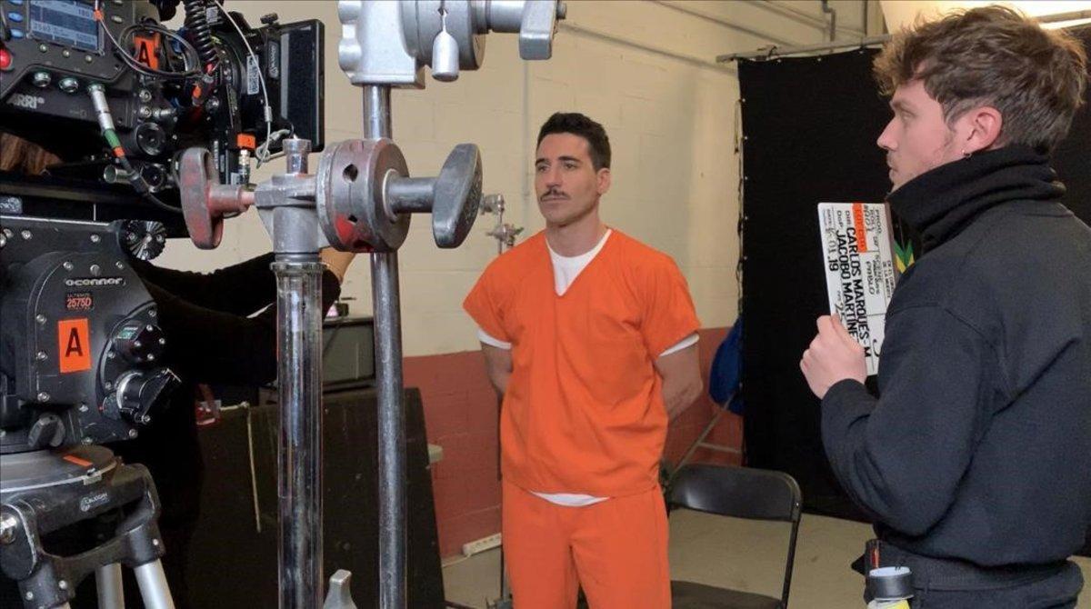 Miguel Ángel Silvestre vuelve a España para protagonizar la serie 'El Corredor de la muerte, la nueva producción de Moviestar.