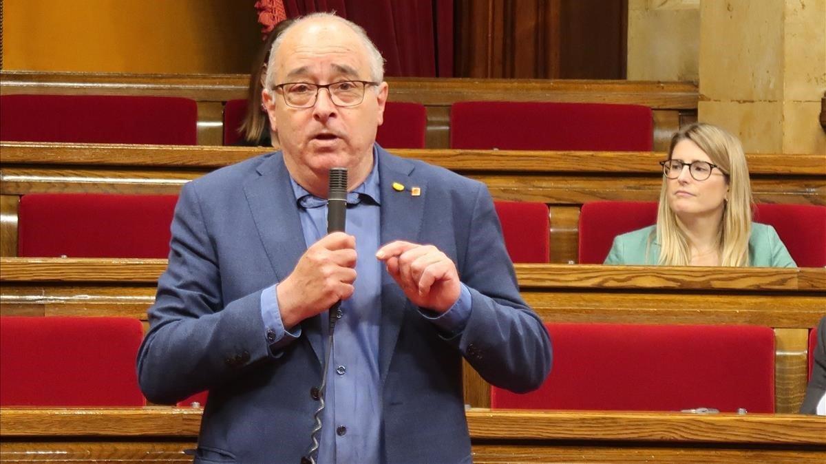 El PSC demana a Bargalló un pla consensuat per a la tornada a les escoles