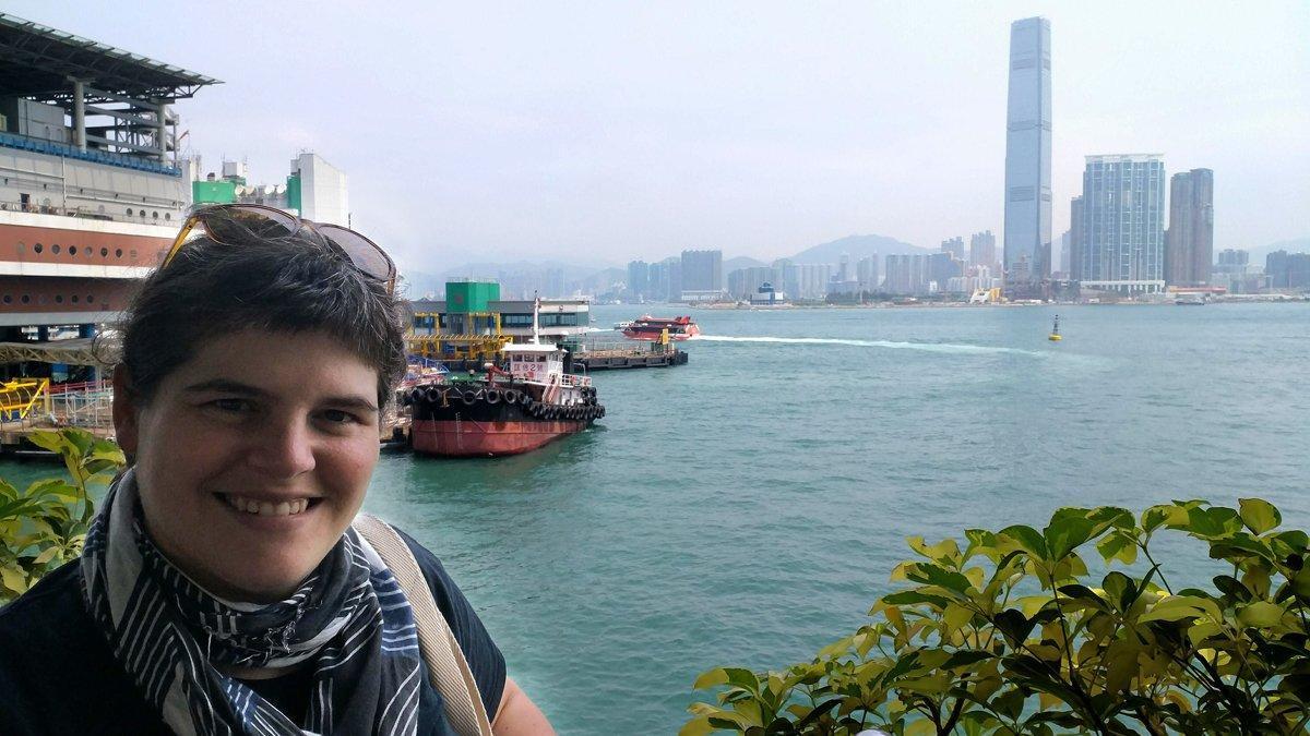 """Mariona Anglada: """"Creo que el Hong Kong actual tiene los días contados"""""""