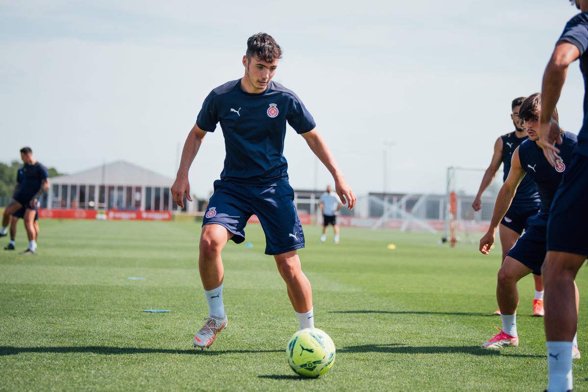 El Girona, a jugar amb ambició a Vallecas