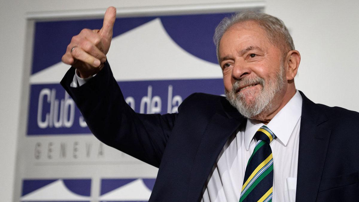 Lula es perfila com a guanyador de les eleccions brasileres del 2022