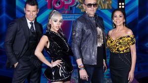 El primer ganador de 'La voz', esta noche en 'Top Star: ¿Cuánto vale tu voz?'