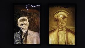 Joan Fontcuberta explora la belleza de las imágenes en descomposición en su muestra 'Kintsugi', que puede verse en Andorra.