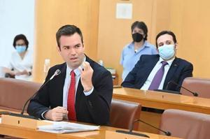 Vox incendia una altra vegada l'Assemblea de Ceuta al titllar de «promarroquins» la resta de partits