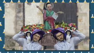 Homenatge a sant Chis, patró de TV-3