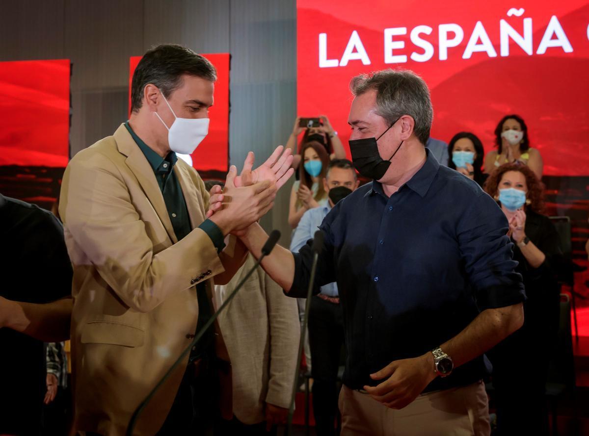 Sánchez greixa el seu Govern i el sintonitza amb el PSOE