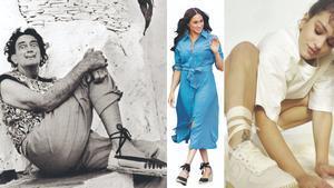 Salvador Dalí, Meghan Markle y Rosalía con espardenyes