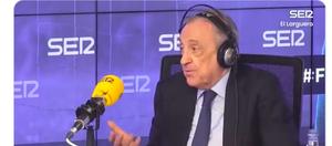 Florentino: «No temo represàlies de la UEFA»