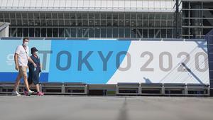 La villa olímpica de Tokio.