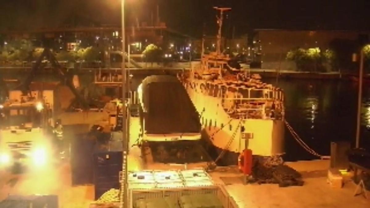 Resueltos diversos hurtos de material de pesca en la Cofradía de Pescadores de Barcelona.
