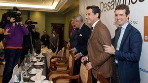 El desengany per Cospedal posa en guàrdia Casado davant del vell PP