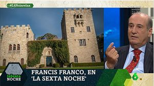 Francis Franco, en 'La Sexta Noche'.