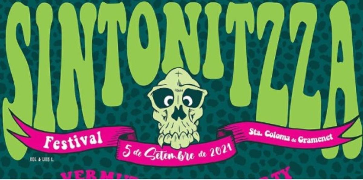 Cartel Festival Sintonitzza 2021.