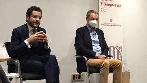 Zapatero: «Cal construir una jurisprudència i una administració de la memòria»