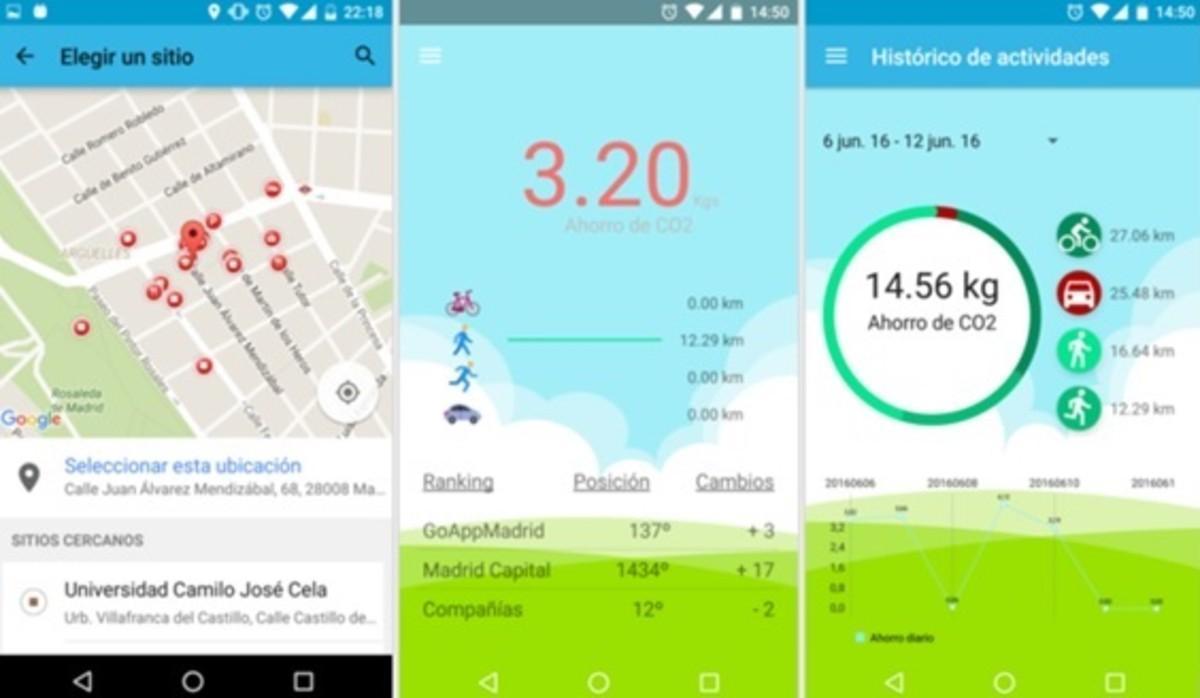 Neutraliza, la app que promueve el ahorro de CO2