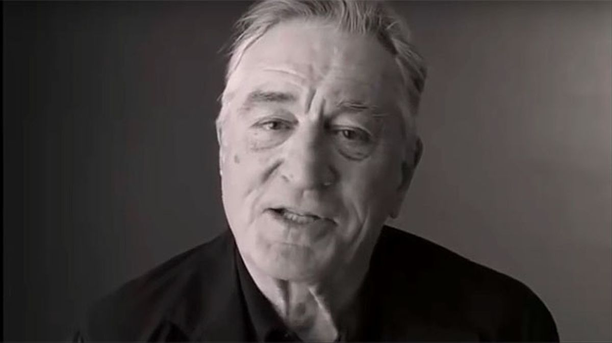 Robert De Niro, en bancarrota