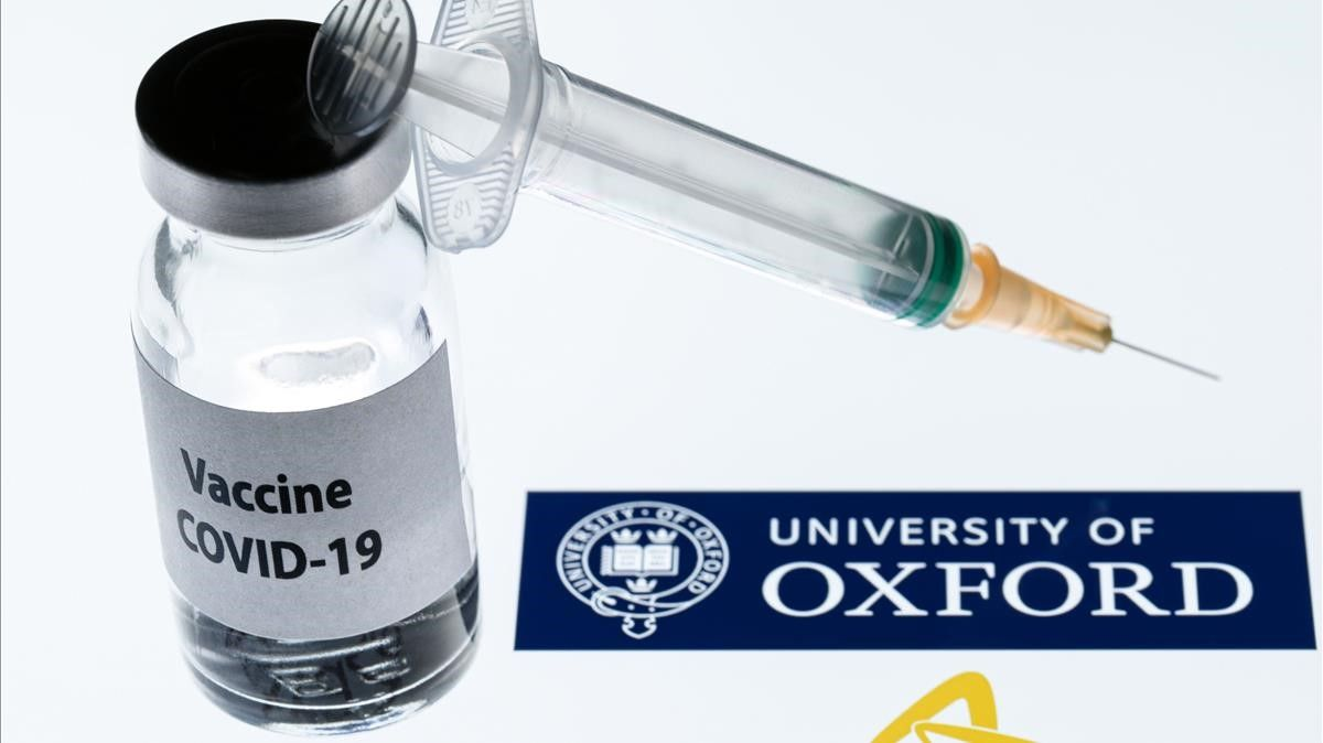Reino Unido Autoriza El Uso De La Vacuna De Oxford