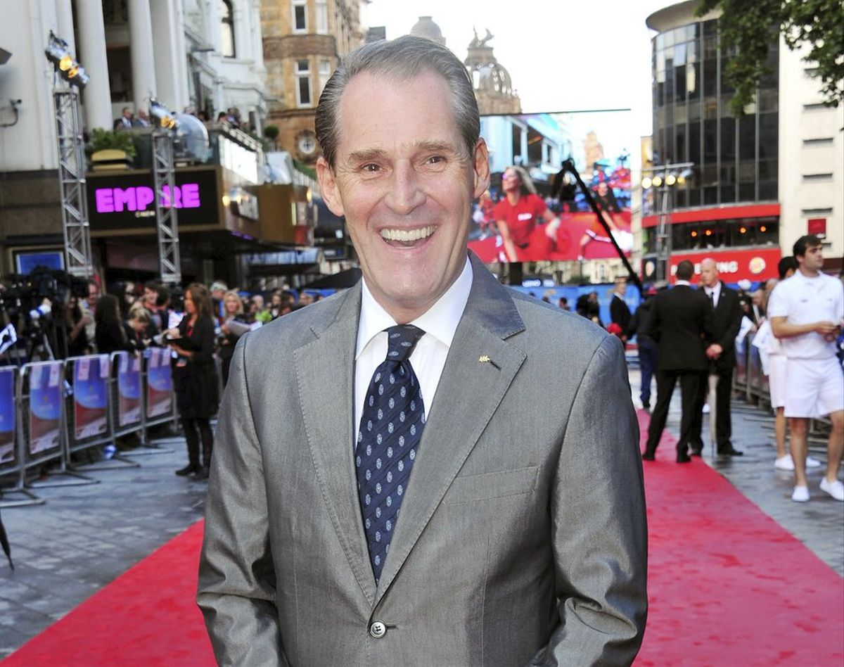 Ben Cross, en julio del 2012 en Londres.