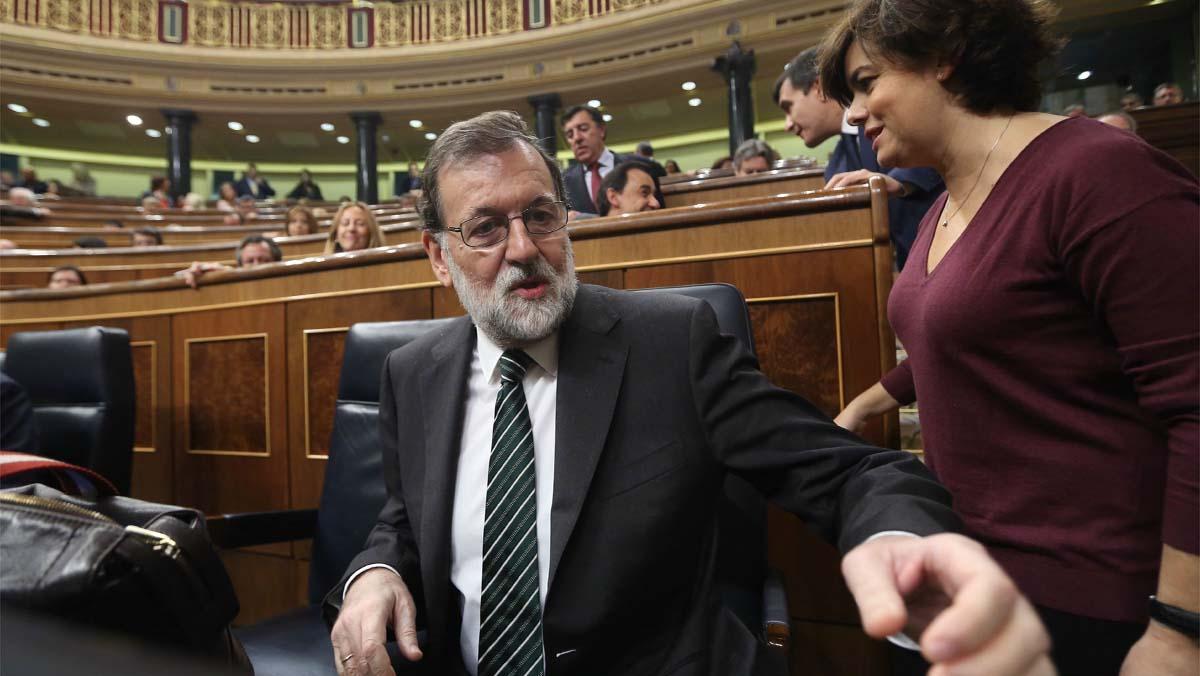 Sáenz de Santamaría, clara en su respuesta a Rivera.