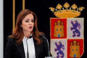 La exdirigente del PP y expresidenta de las Cortes de Castilla y León Silvia Clemente.