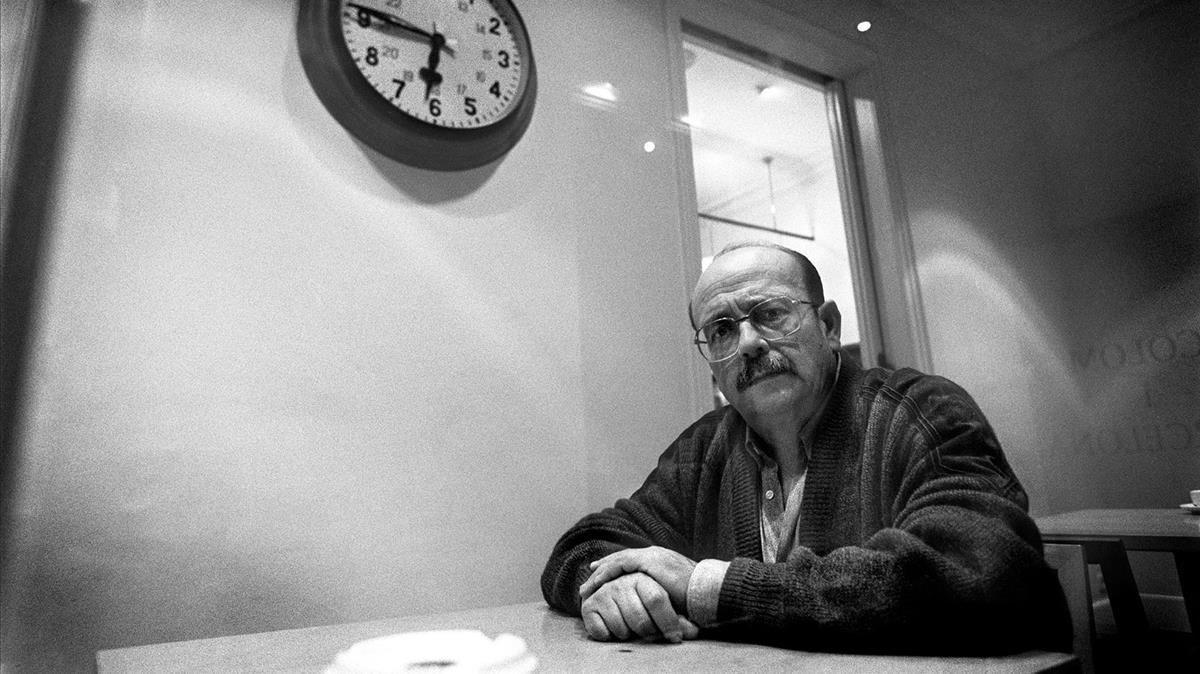 Manuel Vázquez Montalbán.