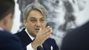 Luca De Meo, nuevo CEO de Renault.