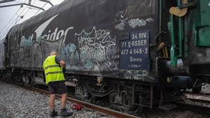La reparación en la línea de Rodalies entre Girona y Caldes durará varios días