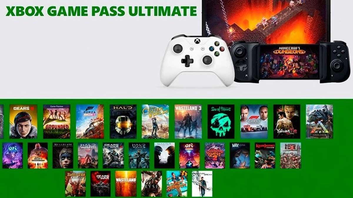Xbox Game Pass Ultimate presenta su juego en la nube para terminales móviles