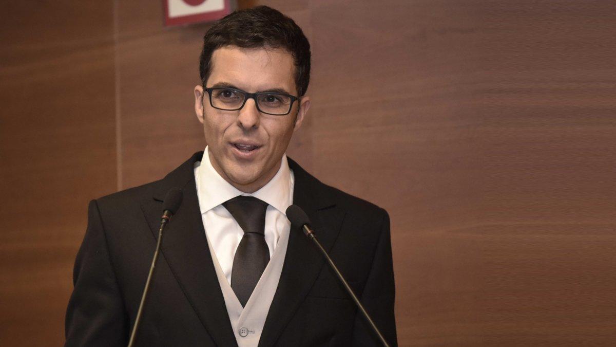 Jesús Alonzo Zárate, mánager de la división de Tecnologías de la Comunicación del CTTC.