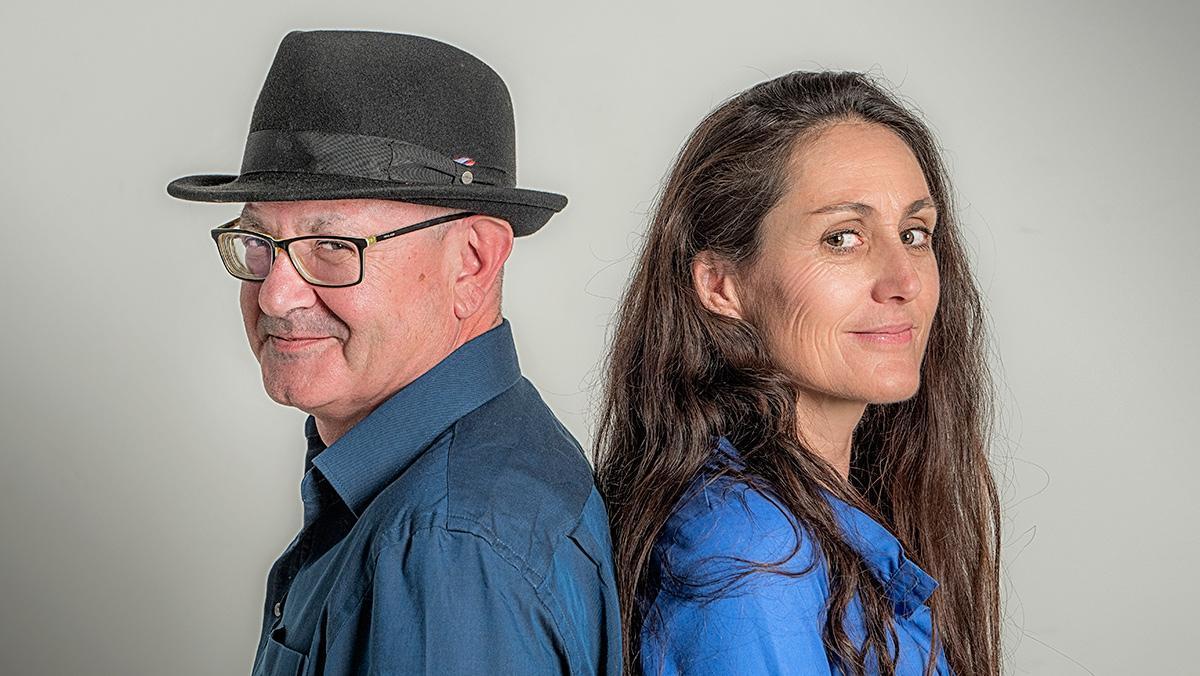 Clara Montes y José Luis Montóninterpretan 'Amor herido' en acústico.